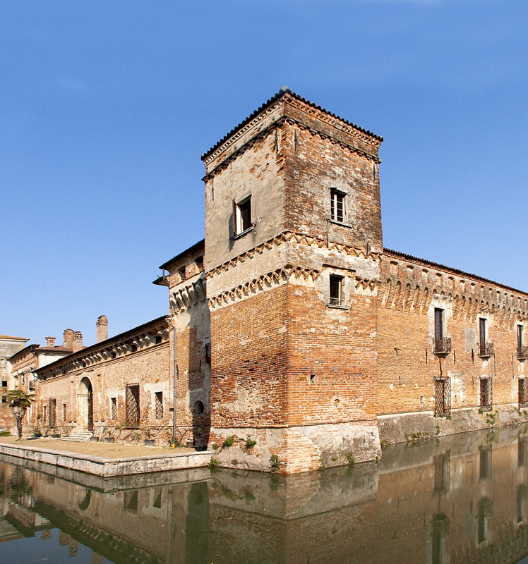 the Castle of Padernello